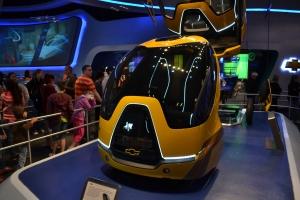 Future car - no driver necessary!