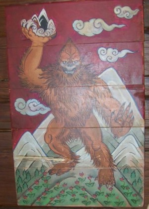Yeti - Real or Make Believe?