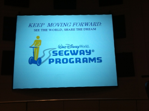 Keep Moving Forward Segway Tour