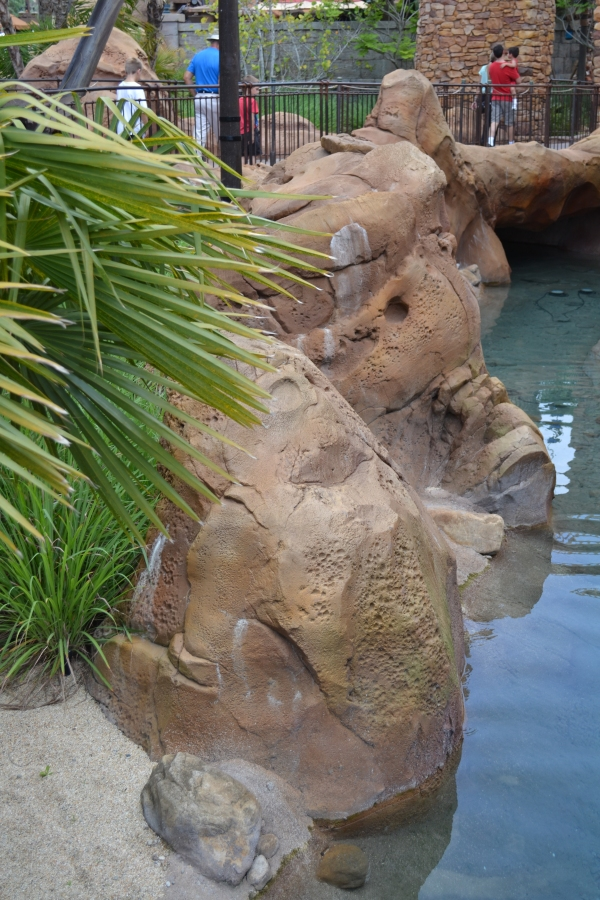 Hidden Mickey - Under the Sea at Magic Kingdom