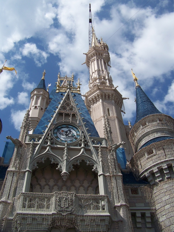 Castle at Magic Kingdom