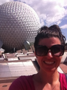 Epcot - My Favorite Park!