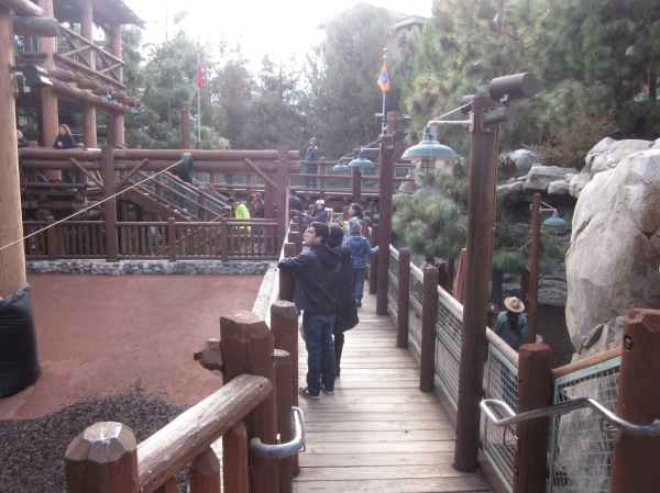 Wilderness Explorers at Disney's California Adventure