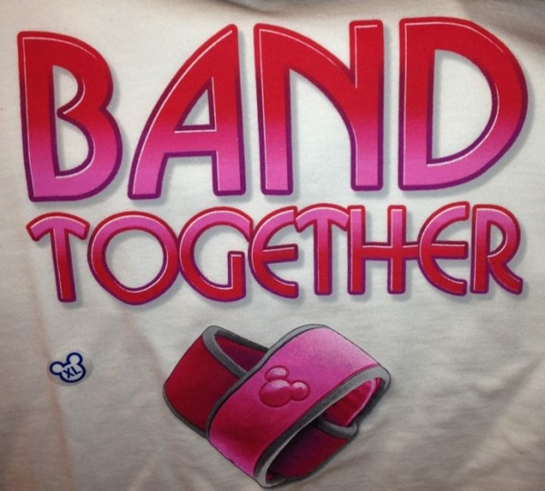 Band Together T-Shirt