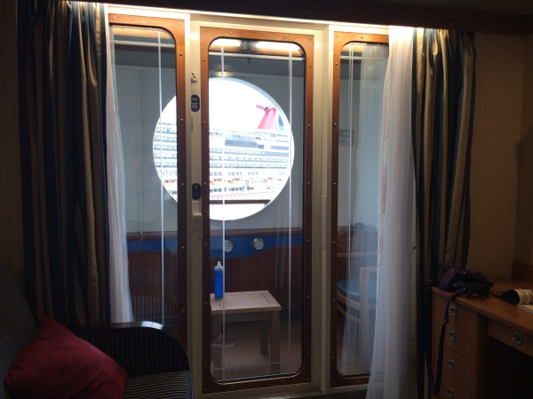 Disney Magic Navigator's Verandah