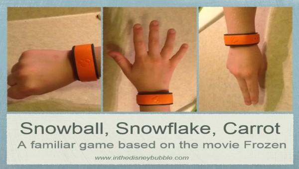 Snowball, Snowflake, Carrot
