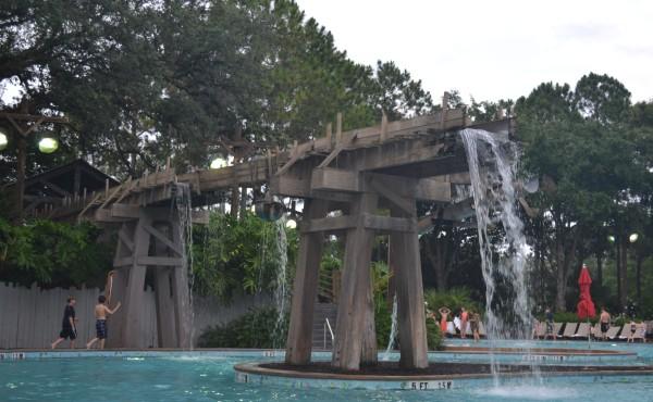 Pool at Port Orleans Riverside