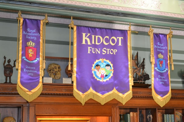 Kidcot Fun Stop at Epcot
