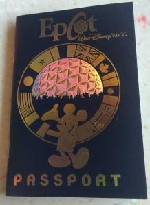 Epcot Passport