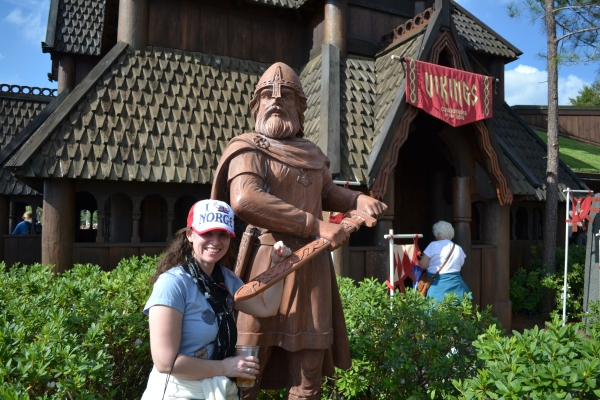 Epcot Norway Viking