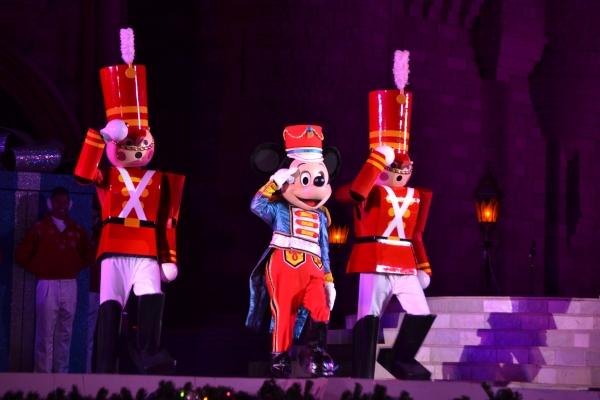 Mickey the Nutcracker